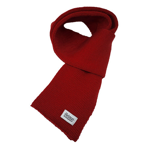 Scarf - Safety Red