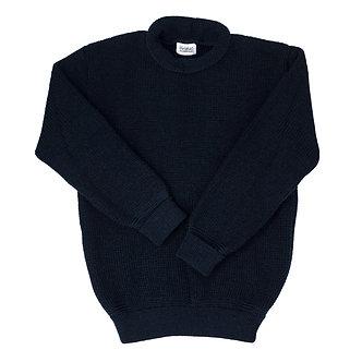 Mini Roll Neck Sweater - Ink (Navy)