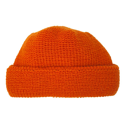 Deck Hat - Rescue Orange