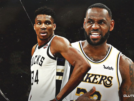 大帝獵鹿記— Milwaukee Bucks & Los Angeles Lakers