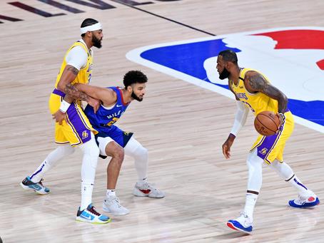 初戰告捷—Los Angeles Lakers & Denver Nuggets