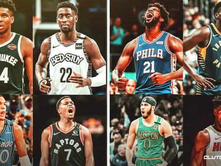 【NBA季後賽2020系列—東岸前瞻篇】群雄逐鹿—Eastern Conference
