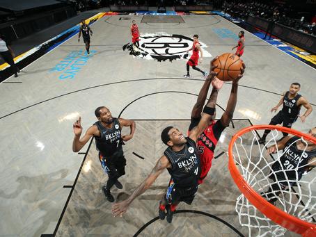 矛盾大對決—Brooklyn Nets & Toronto Raptors