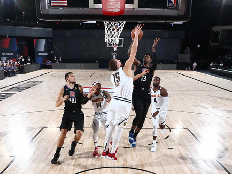一來一往—Los Angeles Clippers & Denver Nuggets