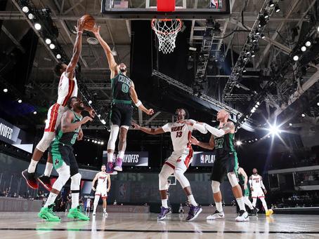 背城借一—Boston Celtics & Miami Heat