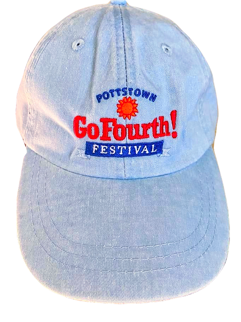 NEW Pottstown GoFourth! Hat