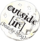 The Happy Om-maker beauty blog page