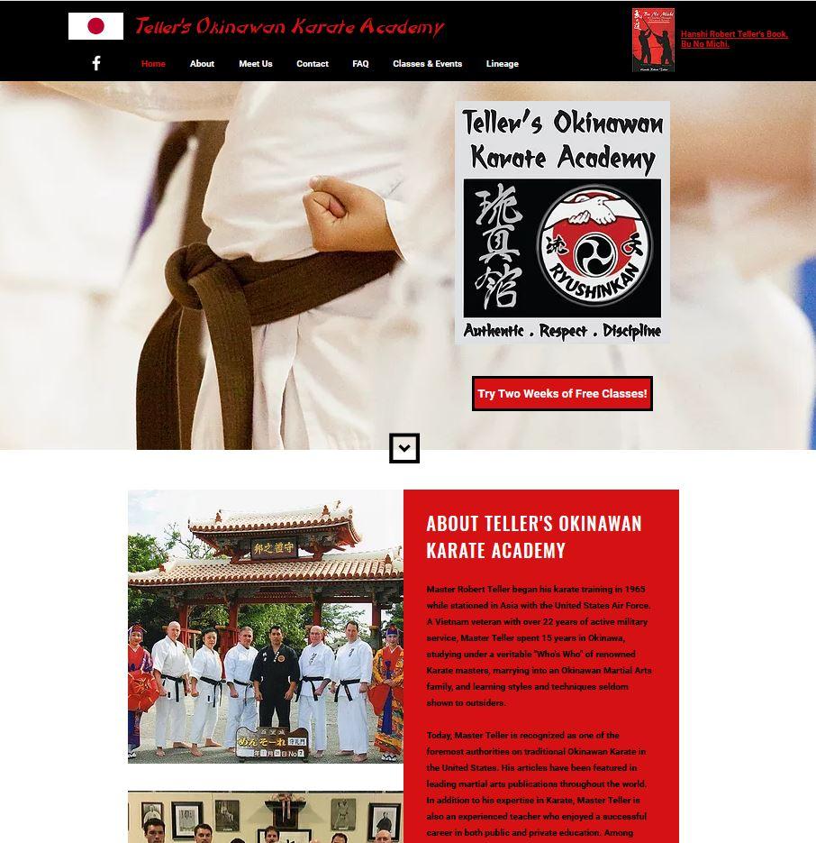 Teller's Website