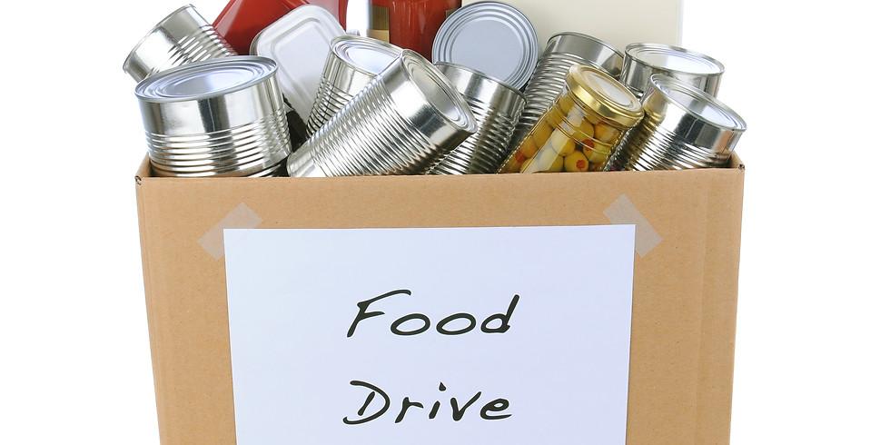 Pottstown Cluster Food Drive