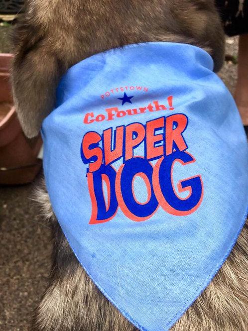 Super Dog Bandana