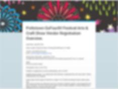 Pottstown GoFourth! Festival Arts & Craft Vendor Registration