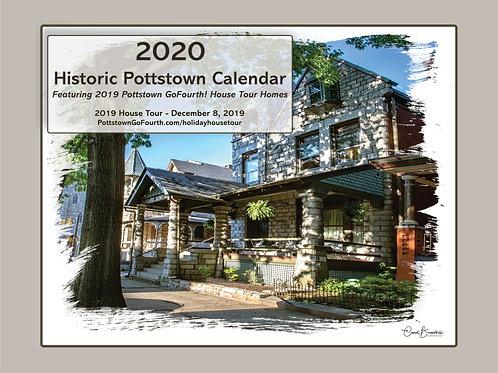 2020 Historic Pottstown Wall Calendar