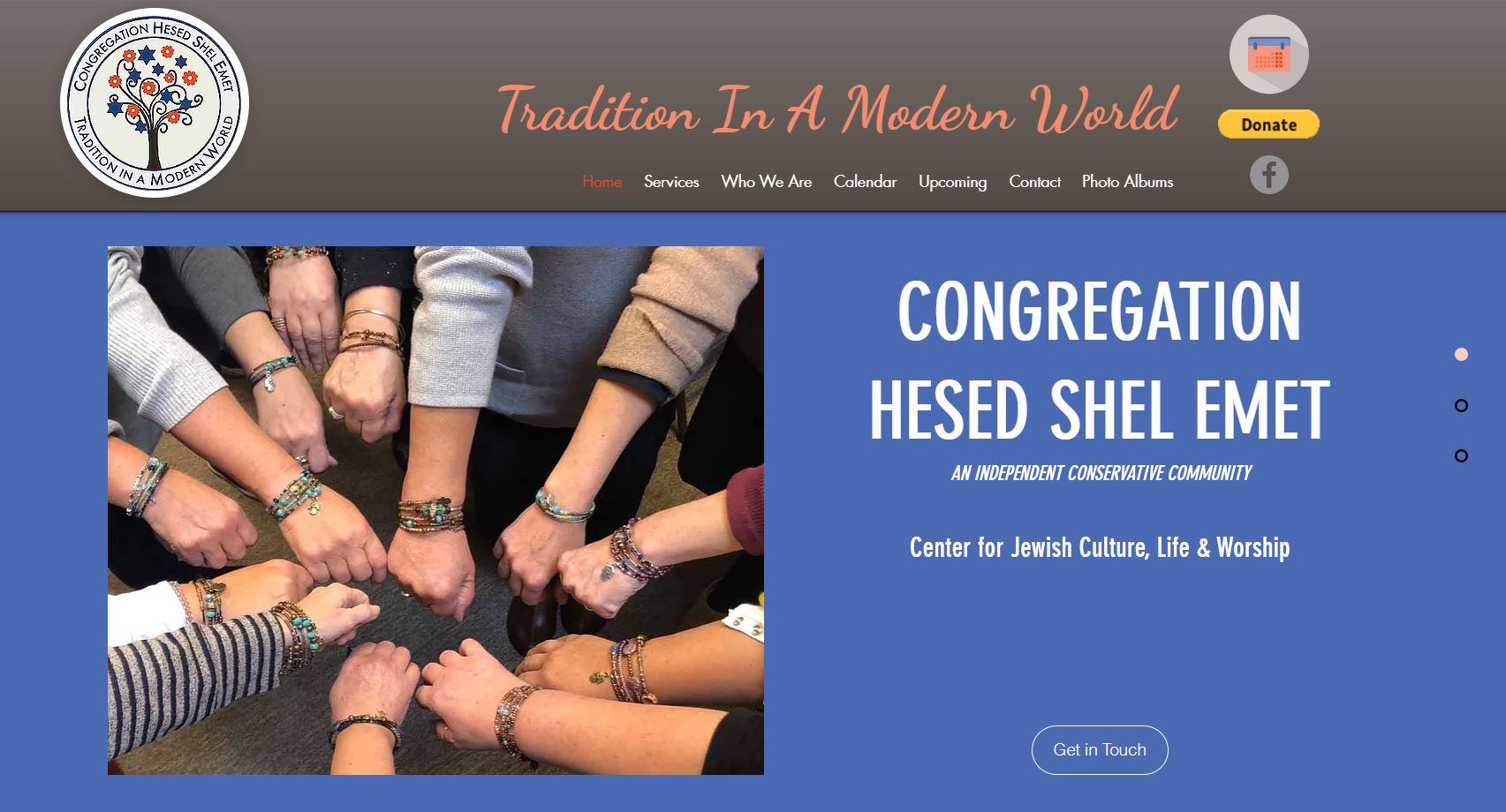 Congregation Hesed Shel Emet
