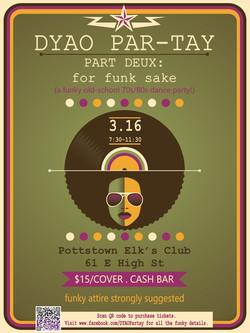DYAO Par-tay Poster