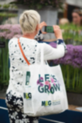 M&G Chelsea Flower Show Let's Grow