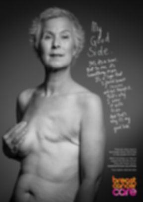 Breast Cancer Care, Body Confident Campaign