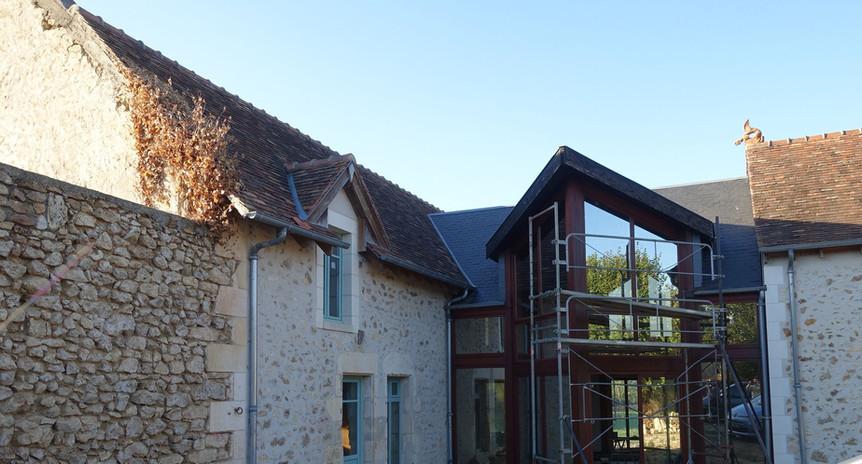 Etude thermique rénovation - extension