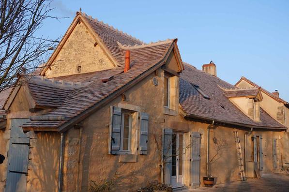 Rénovation de bâti ancien