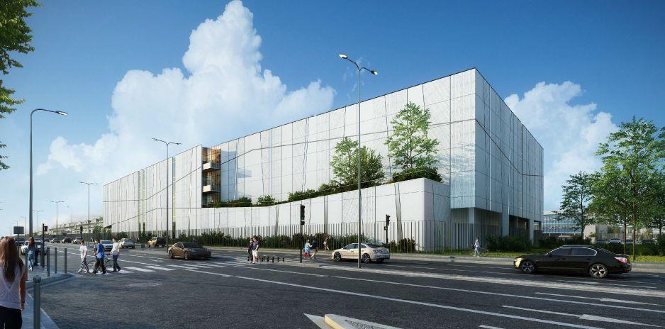 Centre de conservation d'oeuvres d'art