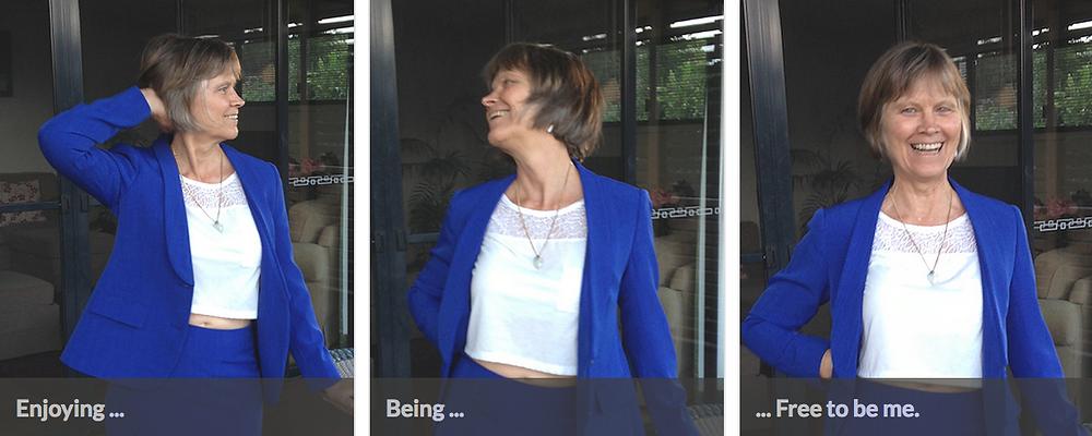 Ingrid Langenbruch enjoying life without alcohol