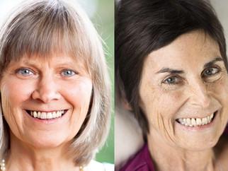 Judith und Ingrid – die Entfaltung einer wunderbaren Freundschaft
