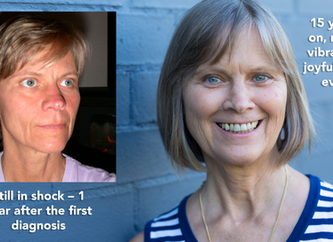 From shock to deep joy – living well with a chronic disease