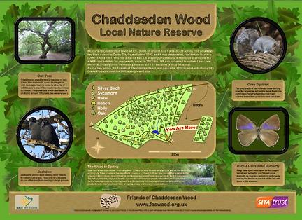 Nature Reserve plan