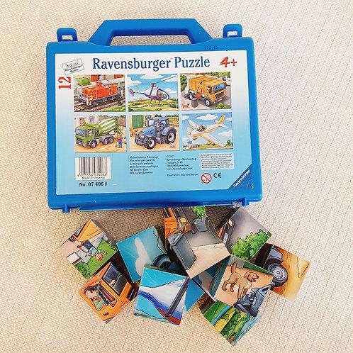 6 in 1 Puzzle Blocks