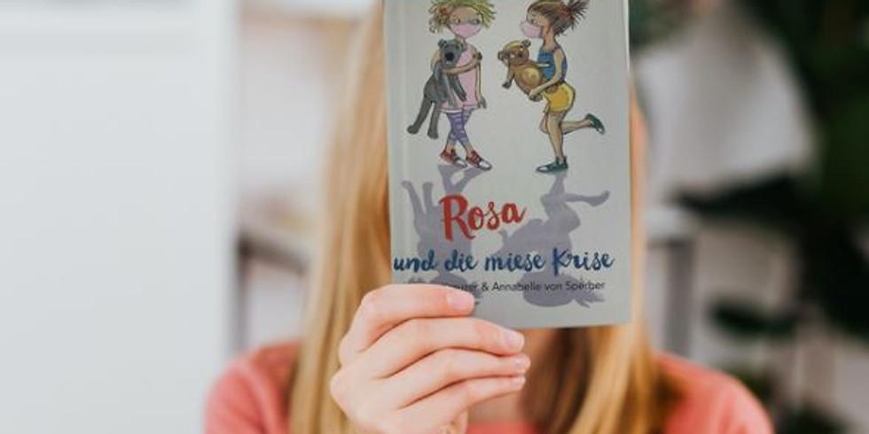 Lesung: Rosa und die miese Krise (German)