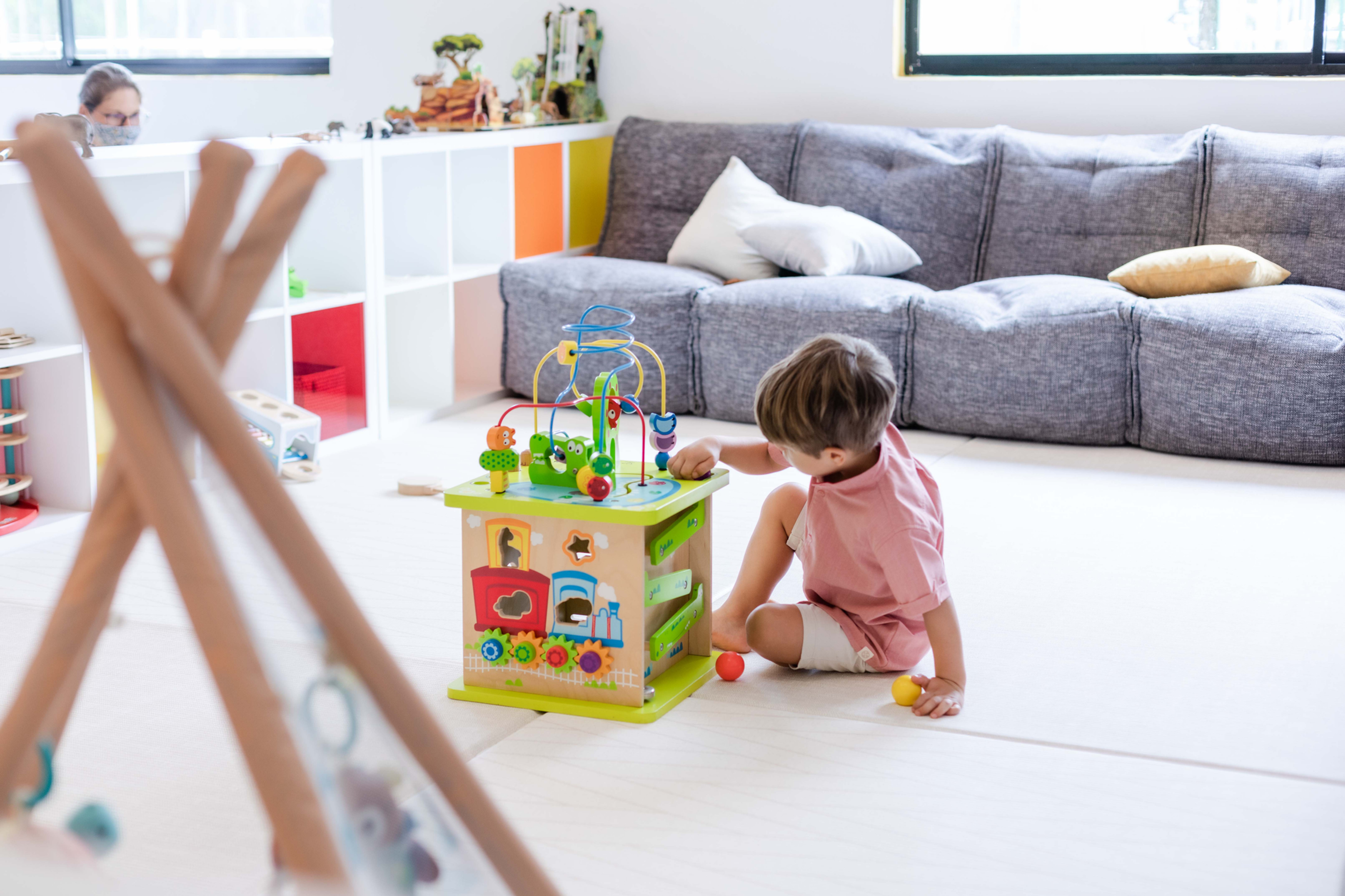 Open Play Time @ Rocking Horse