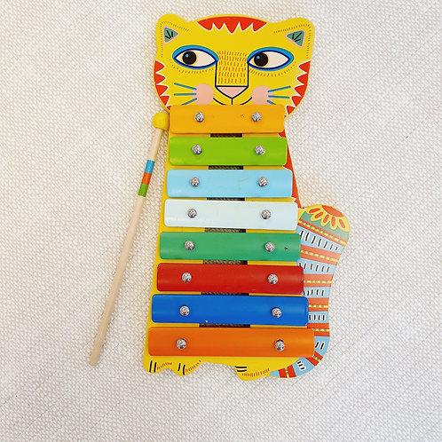 Xylophone Cat