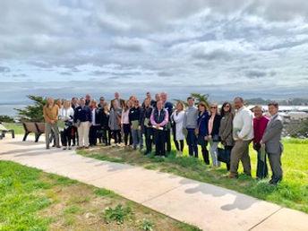 Group photo at Presidio.jpg