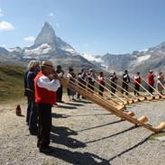 Alphornweltrekord 2013
