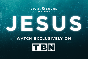 "Free Streaming and Broadcast Easter Weekend of Sight and Sound Theatres ""JESUS"""