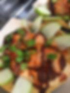 Kimchichis Falacos vegan gluten free food truck