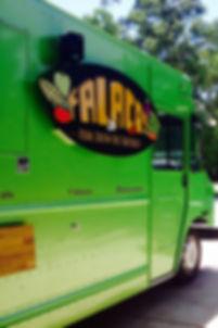 Falacos vegan food truck & catering