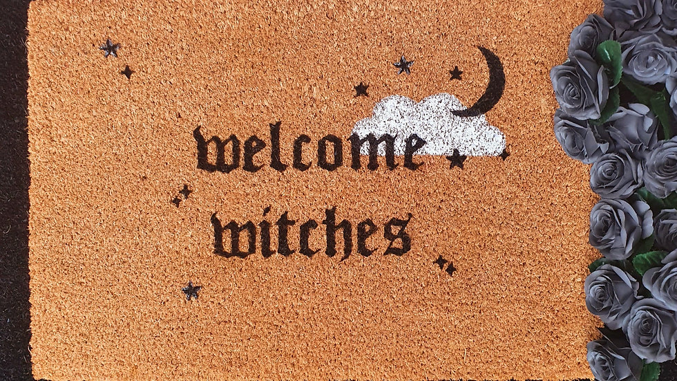 Welcome witches