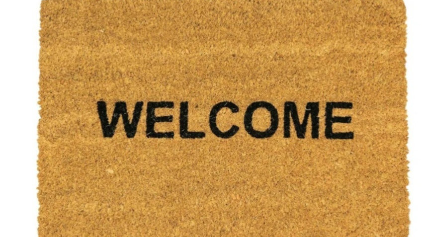 Simply welcome