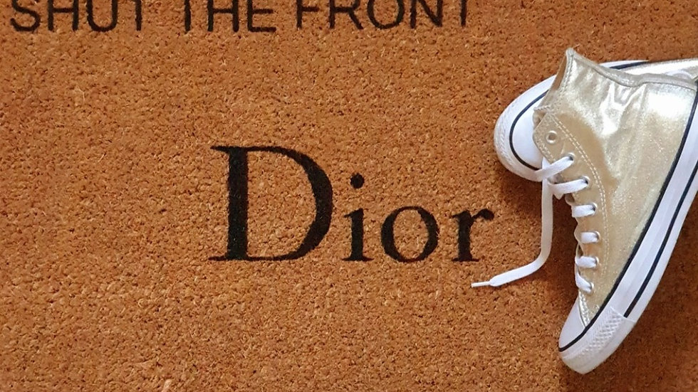 The door needs Dior