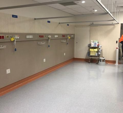 Ambulance Ramping Area