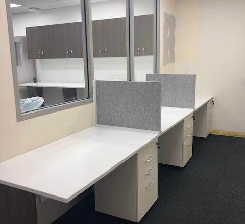 Administration Desk Area