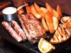 Assado de Tiras Duroc Pork