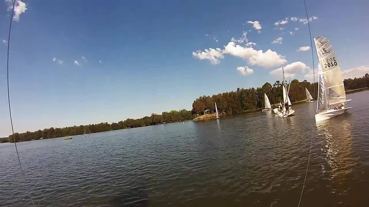 Hi All this is a little clip from todays start . There will be more to come and also some little clips as well of different boats. This is not the best but working on it cheers and enjoy Chris