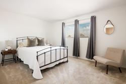 Los Angeles Condo Master Bedroom