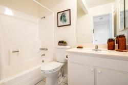 Los Angeles Condo Bathroom