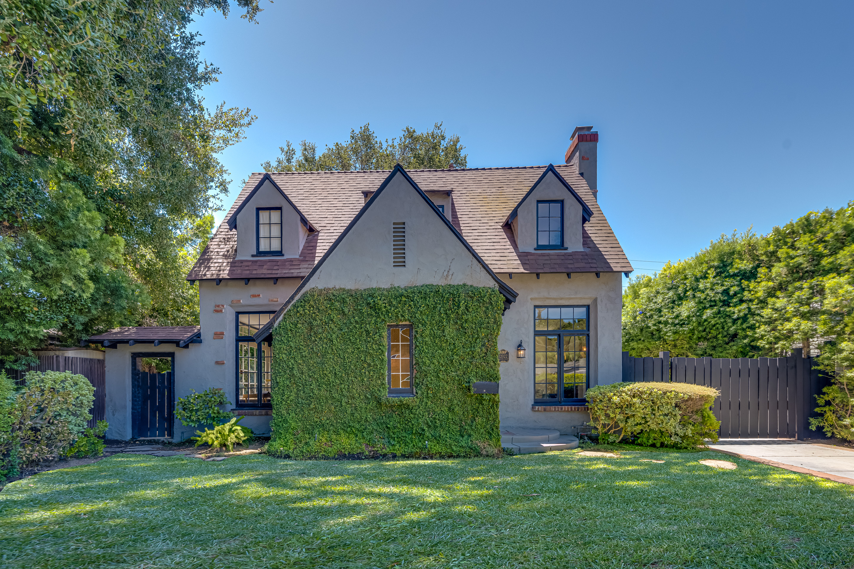 Studio City Tudor