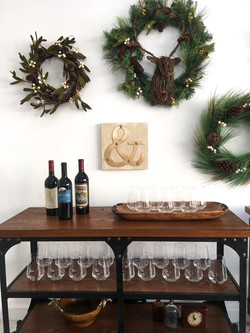 FrillSpace Holiday Staging