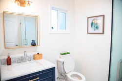 West Adams Home Real Estate Staging