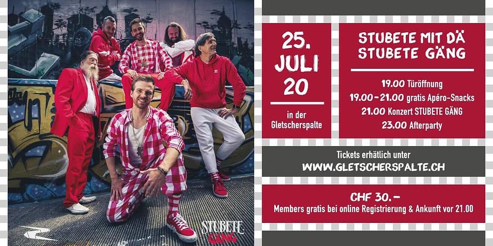 Dunne mit de Gäng - Stubete Gäng live!