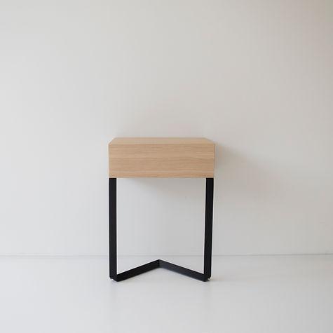 Kontour design - Nightstand front